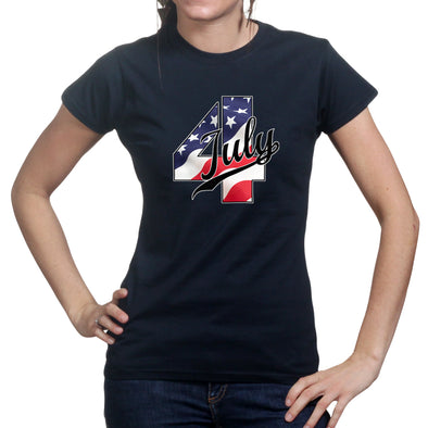 4th July Women's T-Shirt - Fretshirt.com