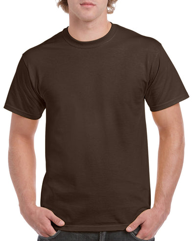 Blank Men's T-shirt - Brown, [product_type) - Fretshirt.com