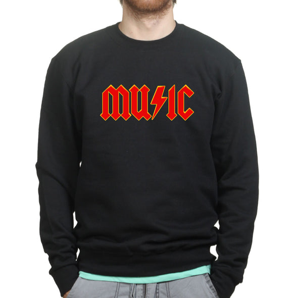 MUSIC Rock Heavy Metal Sweatshirt