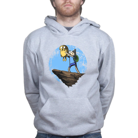 Adventure Lion Time Hoodie, [product_type) - Fretshirt.com