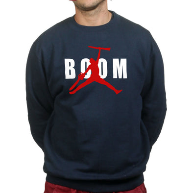 Air BOOM Army of Darkness Sweatshirt, [product_type) - Fretshirt.com