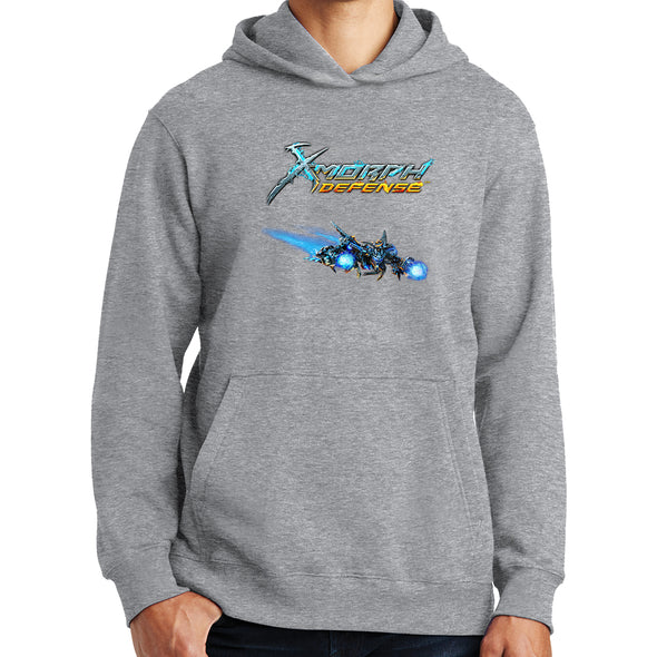 X-Morph Defense - Alien Fighter Hoodie