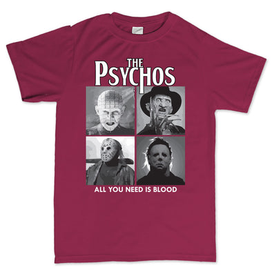 The Psychos  T-Shirt, [product_type) - Fretshirt.com
