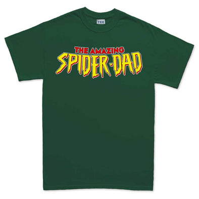 The Amazing Spider Dad  T-Shirt - Fretshirt.com