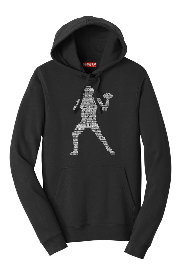 American Football Player Legends Hoodie