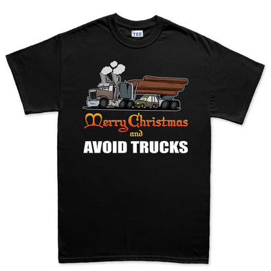 Avoid Trucks Griswold Xmas T-Shirt, [product_type) - Fretshirt.com
