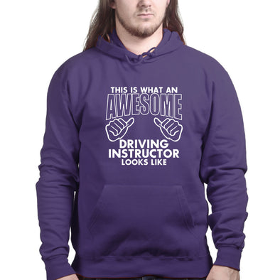 Awesome Driving Instructor Hoodie, [product_type) - Fretshirt.com