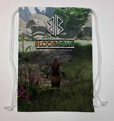 BloodBond All Over Printed Gymsac