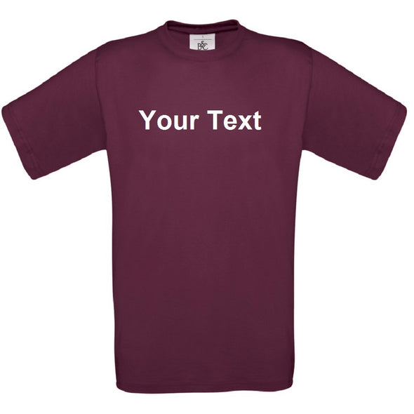 Personalised Men's T-Shirt, [product_type) - Fretshirt.com