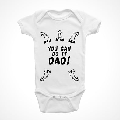 Baby Instructions Baby-suit Onesie Baby Grow
