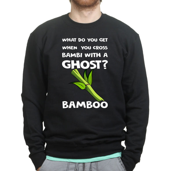 Bambi Ghost Sweatshirt, [product_type) - Fretshirt.com