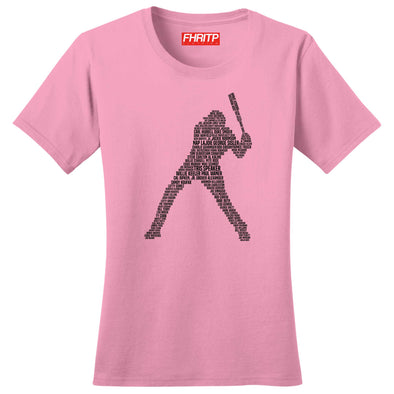 Baseball Legends Women's T-Shirt