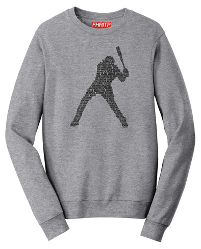 Baseball Legends Sweatshirt