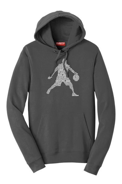 Basketball Player Legends Hoodie