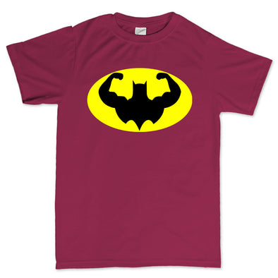 Batman Body Builder Kid's T-Shirt