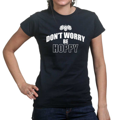 Be Hoppy Happy Women's T-Shirt