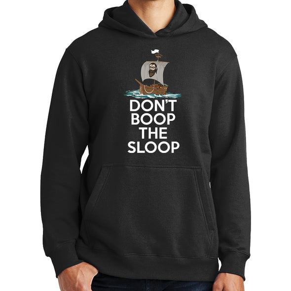 Beardageddon - Don't Boop The Sloop Hoodie