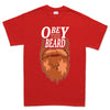Beardageddon - Obey The Beard T-Shirt