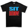 Beardageddon - Sit Down! T-Shirt