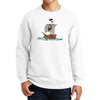 Beardageddon - Solo Sloop Skipper Sweatshirt