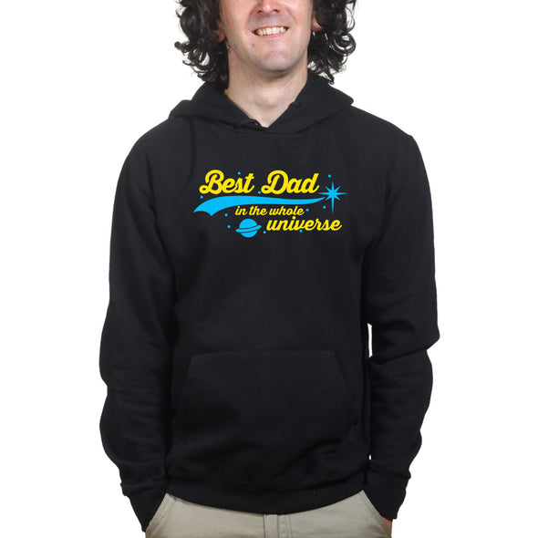 Best Dad In The Universe Hoodie