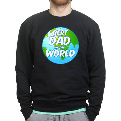 Best Dad In World Sweatshirt