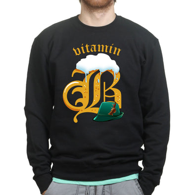 Bitamin Beer Sweatshirt