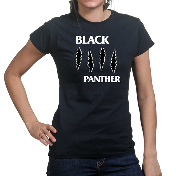Black Panther Claws Women's T-Shirt