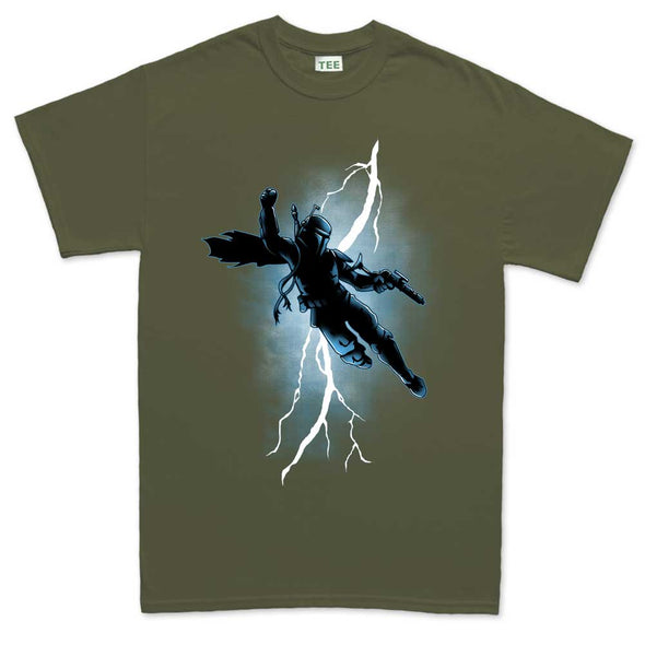 Bounty Hunter Returns Kid's T-Shirt, [product_type) - Fretshirt.com
