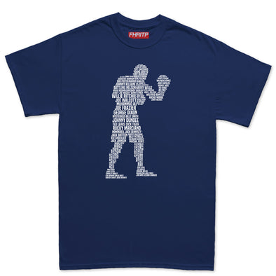 Boxing Legends T-Shirt
