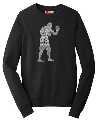 Boxing Legends Sweatshirt