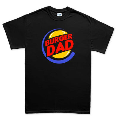 Burger Dad T-Shirt - Fretshirt.com