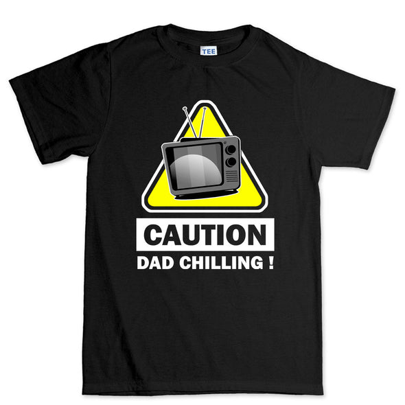Dad Chilling T-Shirt - Fretshirt.com