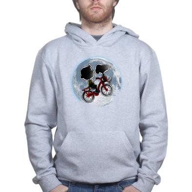 Charlie The Extra Terrestrial  Hoodie, [product_type) - Fretshirt.com
