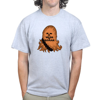Hear the Roar Chewie T-Shirt - Fretshirt.com