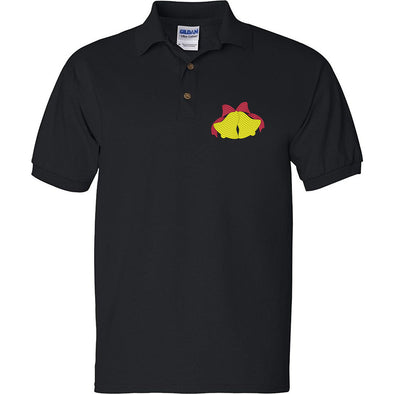 Christmas Bells Embroidered Polo Shirt, [product_type) - Fretshirt.com