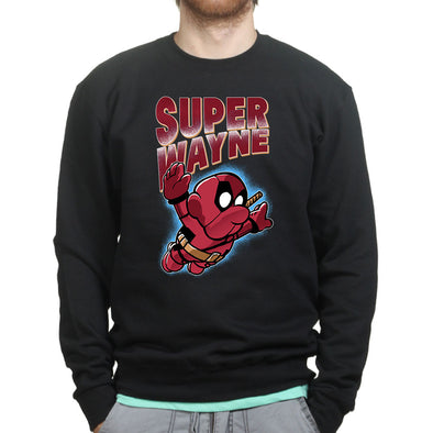 Super Wayne Hero Sweatshirt