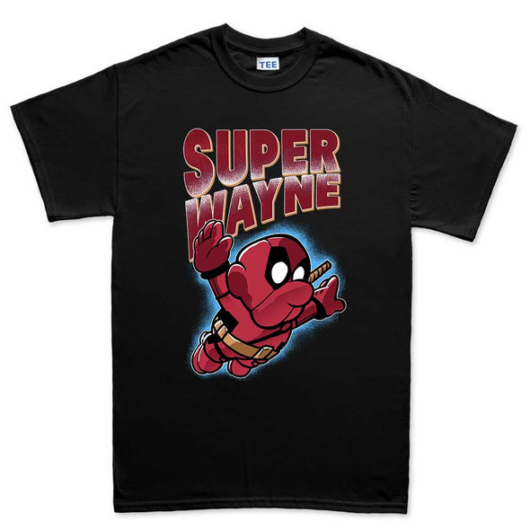 Super Wayne Hero T-Shirt
