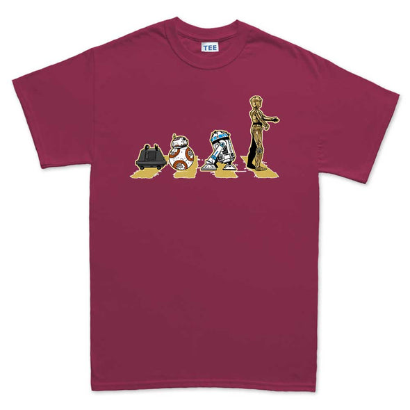 Droids of Abbey Road T-Shirt - Fretshirt.com