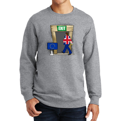 Britain Exits Europe Brexit Sweatshirt