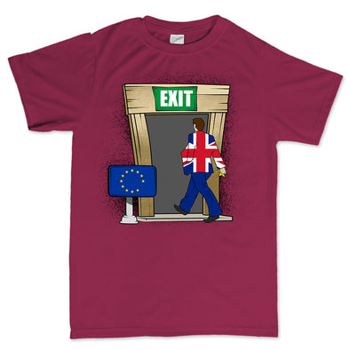 Britain Exits Europe Brexit Kid's T-Shirt
