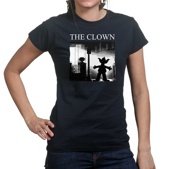 Exorcist Clown Women's T-Shirt - Fretshirt.com