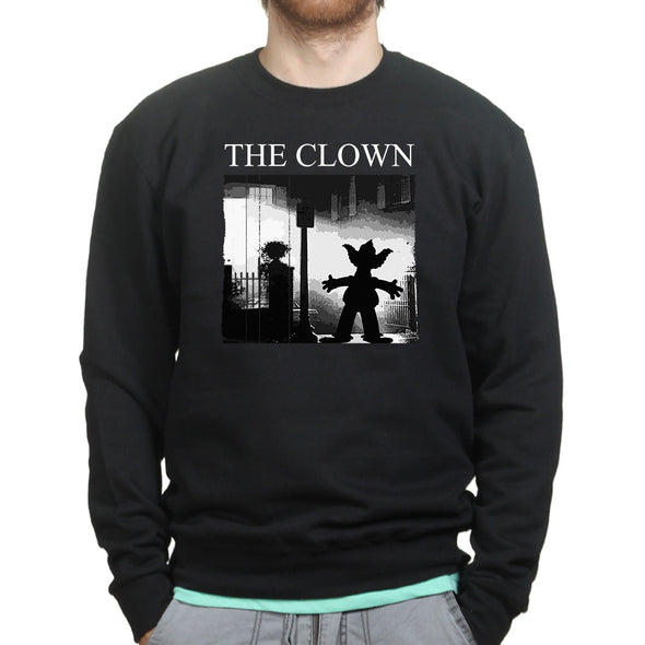 Exorcist Clown Kid's Sweatshirt - Fretshirt.com