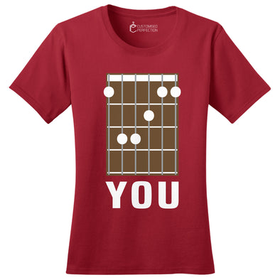 F You Chord Music Women's T-Shirt