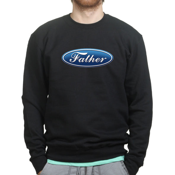 Father Day ford Sweatshirt, [product_type) - Fretshirt.com