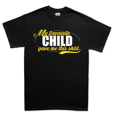 Favourite Child T-Shirt, [product_type) - Fretshirt.com