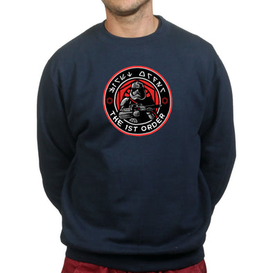The First Order Storm Trooper Sweatshirt, [product_type) - Fretshirt.com