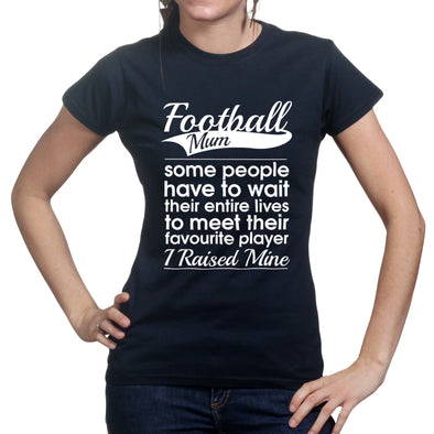 Football Soccer Mum Women's T-Shirt, [product_type) - Fretshirt.com
