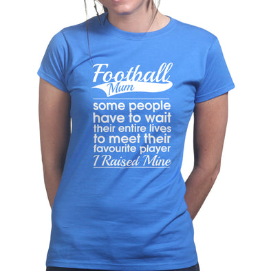 Football Soccer Mum Women's T-Shirt