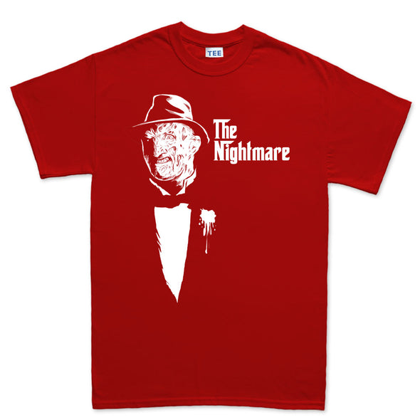 Freddie Krueger Godfather  Kid's T-Shirt - Fretshirt.com